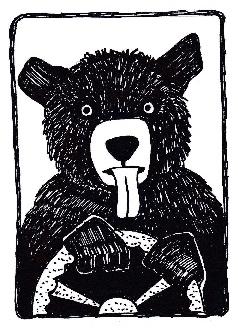 Driving Bear-1